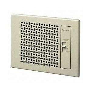 Panasonic 壁埋込みスピーカー3W アッテネーター付 WS-5505A|yokoproshop