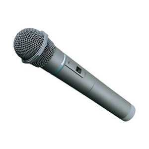 パナソニック 300MHz帯スピーチ用ワイヤレスマイクロホンWX−1700|yokoproshop