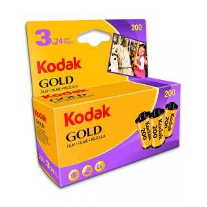 コダック Kodak カラーネガフィルム Gold 200 35mm 24枚撮 3本セット