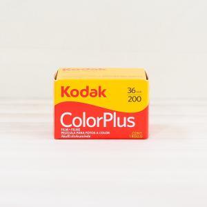 コダック Kodak カラーネガフィルム Color Plus 200 35mm 36枚撮の商品画像|ナビ
