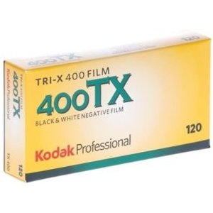 コダック 400TX  ブローニー120タイプ 5本パック kodak film フイルム フィルム TRI-X (トライ-X) 400 yokota-camera