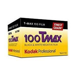 コダック T-MAX 100 36枚撮り 単品 kodak film フイルム フィルム yokota-camera