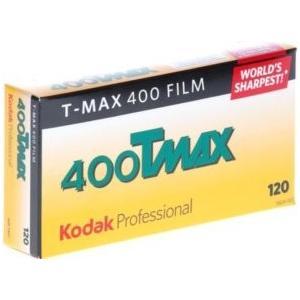 コダック T-MAX 400 ブローニー120タイプ 5本パック kodak film フイルム フィルム yokota-camera