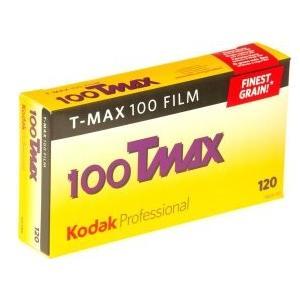 コダック T-MAX 100 ブローニー120タイプ 5本パック kodak film フイルム フィルム yokota-camera