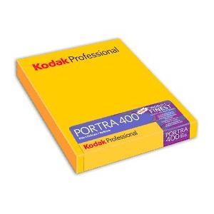 コダック Portra ポートラ 400 4×5 10枚入り kodak film フイルム フィルムの商品画像|ナビ