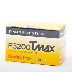コダック TMAX P3200 35mmカメラ用モノクロフイルム 撮影枚数:36枚 ISO:3200...