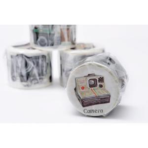マスキングテープ・カメラ柄(1個)|yokota-camera