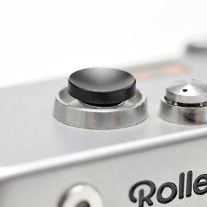 ソフトレリーズアダプター(ブラック) 凹型 / 凸型 / 平型|yokota-camera