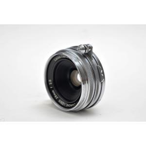 中古・整備済み Canon / キヤノン レンズ 28mm f2.8 Lマウント L39|yokota-camera