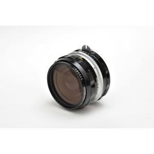 中古 Nikon / ニコン NIKKOR-H ニッコールH  Auto 単焦点レンズ 28mm f3.5  ニコンFマウント|yokota-camera