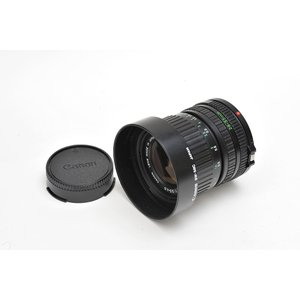 中古品 canon / キヤノン NEW FD  ZOOM マクロ 28-55mm f3.5-4.5|yokota-camera