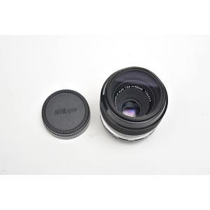 中古 Nikon / ニコン Micro-NIKKOR-P マイクロ ニッコールP 非Ai Auto 単焦点レンズ 55mm f3.5  ニコンFマウント|yokota-camera