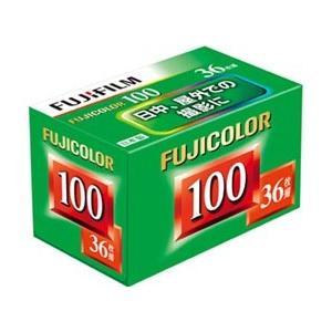 フジフイルム フジカラー100 36枚撮り 単品  fuji film  fujicolor フィルム yokota-camera