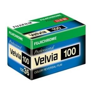 フジフイルム Velvia 100 36枚撮り 単品 fuji film フィルム yokota-camera