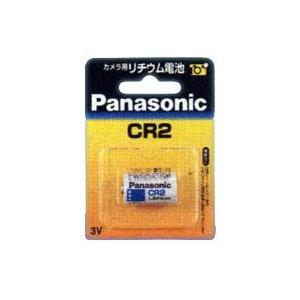 パナソニック リチウム電池 CR-2W|yokota-camera