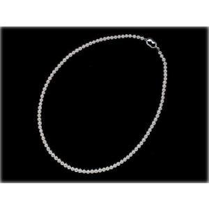 【ベビーパール】あこや真珠ベビーパールネックレス3.5mm〜4.0mm(40cm) yokota-pearl