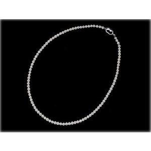 3.5mm〜4.0mm ベビーパール 40cm あこや真珠ベビーパールネックレス3.5mm〜4.0mm yokota-pearl