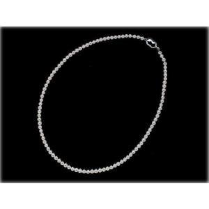 【ベビーパール】あこや真珠ベビーパールネックレス3.5mm〜4.0mm(39cm) yokota-pearl