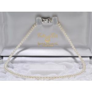 あこや真珠ベビーパールネックレス4.5mm〜5.0mm|yokota-pearl