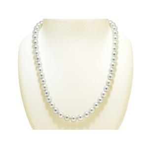 あこや真珠ネックレス8.0mm〜8.5mm ナチュラルブルーグレー 真多麻鑑別書付き 2点セット|yokota-pearl|02