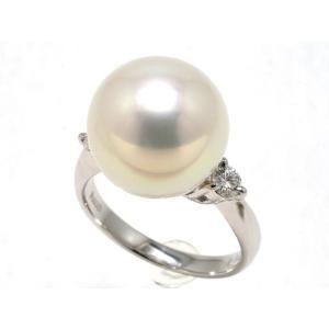 南洋真珠(白蝶真珠)12mmリング|yokota-pearl