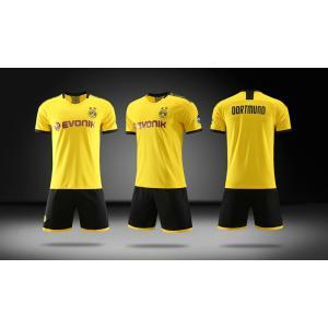 サッカーユニフォーム(キッズ)2019〜2020年モデル(番号・個人名・チーム名は安価でお入れします...
