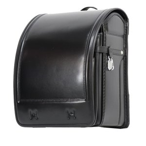 ランドセル 横山鞄オリジナル イタリア製牛革ベーシック 黒...