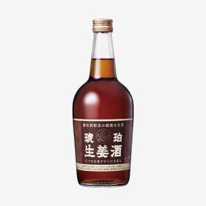 琥珀生姜酒(700ml)|yomeishu-onlineshop