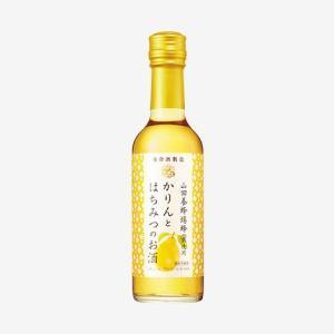 養命酒製造 かりんとはちみつのお酒(250ml 14度)|yomeishu-onlineshop