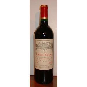 シャトー カロン・セギュール(Ch. Calon Segur)2015年、赤ワイン、750ml