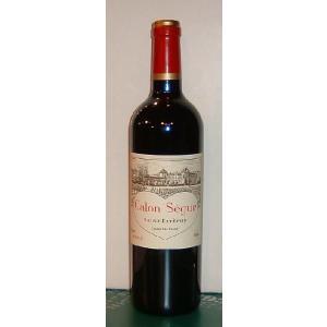 シャトー カロン・セギュール(Ch. Calon Segur)、'98赤ワイン、750ml
