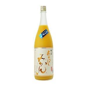 梅の宿 あらごしみかん 1800ml|yomo-akasaka