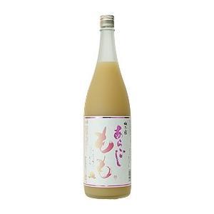 梅の宿 あらごしもも 1800ml|yomo-akasaka