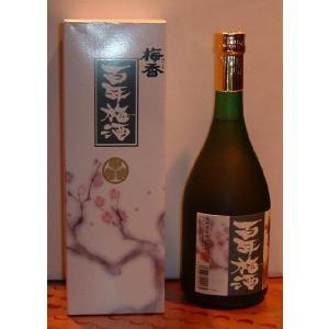 梅香 百年梅酒、720ml