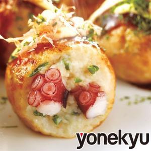 <決算セール>たこQ焼き 25個 お取り寄せグルメ たこ焼き たこやき タコヤキ オードブル 人気 2019 ご飯のお供 おかず 大粒 温めるだけ 簡単 冷凍食品|yonekyu