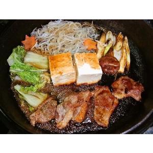 鴨鍋セット yoneyama 05