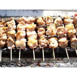 焼鳥ももネギマ串(5本入)|yoneyama