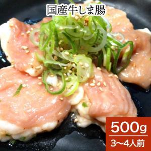 米沢の黒毛和牛しま腸 500g(3〜4人前)|yonezawagyu029