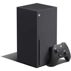 11月10日頃出荷 Xbox Series X 黒 エックスボックス シリーズ エックス 1TB SSD内蔵 ブラック RRT-00015