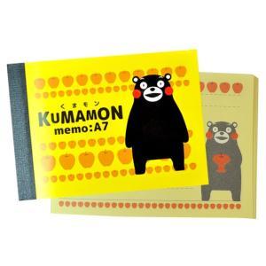 くまモンのA7メモ帳 30冊|yoostore