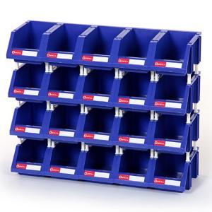 連結パーツボックス (小) ×20コ 倉庫や工場の余ったスペースを有効活用!
