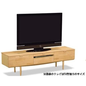 テレビを見る場所やライフスタイルに合わせて 高さを3段階に調整可能なテレビボードです。  モデムやル...