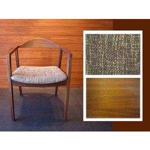 椅子 ダイニングチェア プレーン ウォールナット材|yorokobi