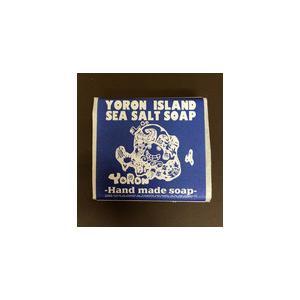 YORON ISLAND SEA SALT SOAP【Tropical night】|yoron-hana