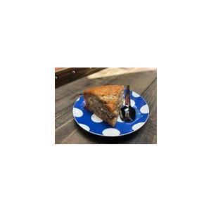 島の小さなケーキ屋さんカフェ・ロンロナールのタイ風島バナナケーキ ホールサイズ5号|yoron-hana