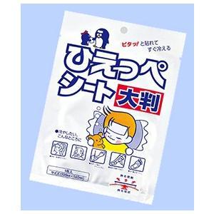 ひえっぺシート大判 1枚入り|yorozuya-harumi
