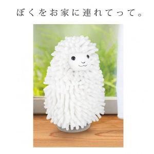 アルパカの加湿器 電源不要 ペットボトルにかぶせるだけ|yorozuya-harumi