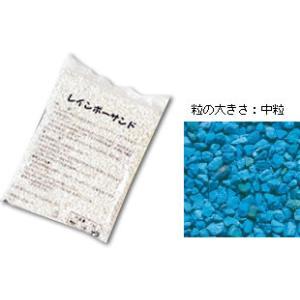 カラーサンド レインボーサンド 1kg入り 中粒 白|yorozuya-souko