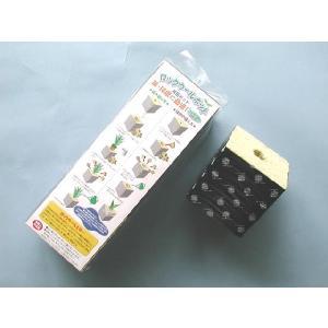 ロックウール ポット100 3P×5袋セット|yorozuya-souko