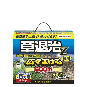 住友化学園芸 GF草退治Z粒剤4.5kg|yorozuya-souko